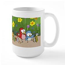 Garden Friends Mug