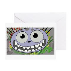 Big Grin Greeting Cards (Pk of 10)