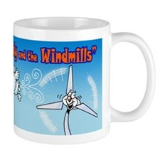 Windy & the Windmills Mug