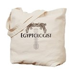 Egyptologist Tote Bag