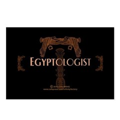 Egyptologist Postcards (Package of 8)