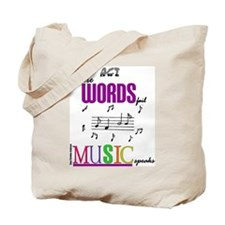 Funny Musical theater Tote Bag