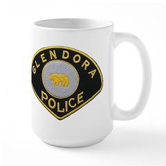 Glendora Police Mug