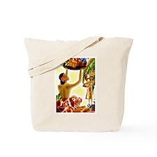 Frank Macintosh Fruit Basket Tote Bag