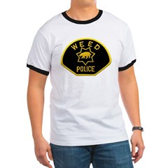 Weed Police T
