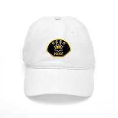 Weed Police Baseball Cap