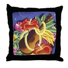 Frank Macintosh Aloha Throw Pillow