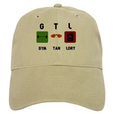 Gym Tan Laundry Baseball Cap