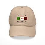 Gym Tan Laundry Cap