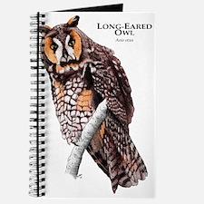 Long-Eared Owl Journal