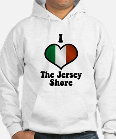 I Love the Jersey Shore Hoodie