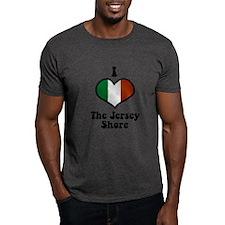 I Love the Jersey Shore T-Shirt