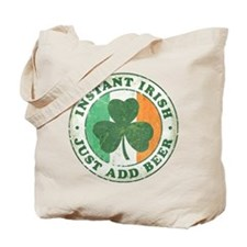 Instant Irish [vintage] Tote Bag