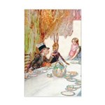 MAD HATTER'S TEA PARTY Mini Poster Print