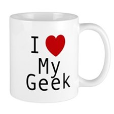 I love my Geek Mug