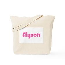 """""""Alyson"""" Tote Bag"""