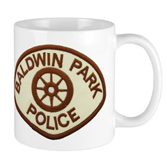 Baldwin Park Police Mug
