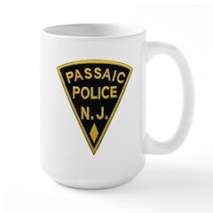 Passiac Police Mug