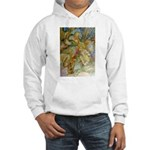 ALICE AND THE CAUCUS RACE Hooded Sweatshirt