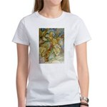 ALICE AND THE CAUCUS RACE Women's T-Shirt