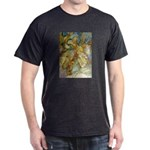 ALICE AND THE CAUCUS RACE Dark T-Shirt