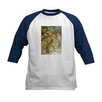 ALICE AND THE CAUCUS RACE Kids Baseball Jersey