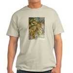 ALICE AND THE CAUCUS RACE Light T-Shirt