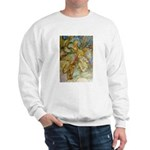 ALICE AND THE CAUCUS RACE Sweatshirt