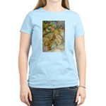 ALICE AND THE CAUCUS RACE Women's Light T-Shirt