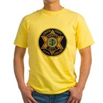 Lexington County Sheriff Yellow T-Shirt