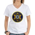 Lexington County Sheriff Women's V-Neck T-Shirt
