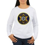 Lexington County Sheriff Women's Long Sleeve T-Shi