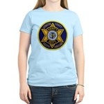 Lexington County Sheriff Women's Light T-Shirt