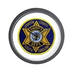 Lexington County Sheriff Wall Clock