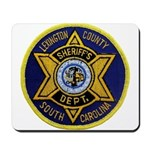 Lexington County Sheriff Mousepad