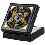Lexington County Sheriff Keepsake Box