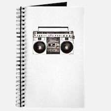 Boom Box Journal