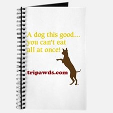 A Dog This Good Journal