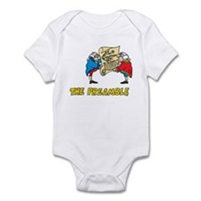 The Preamble Infant Bodysuit