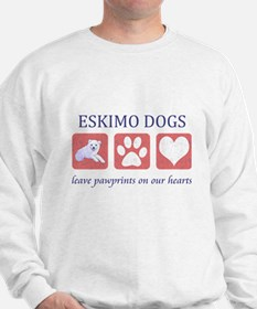 Eskimo Dog Lover Sweatshirt