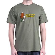 Adjectives Dark T-Shirt