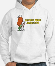 Adjectives Hoodie