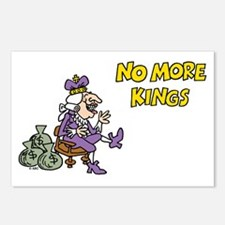 No More Kings Postcards (Package of 8)