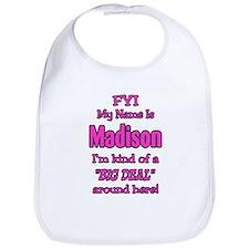 Madison Bib