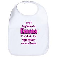 Emma Bib