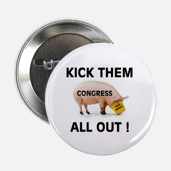 """KICK THEM ALL OUT 2.25"""" Button (10 pack)"""