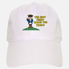 The Shot Baseball Baseball Cap