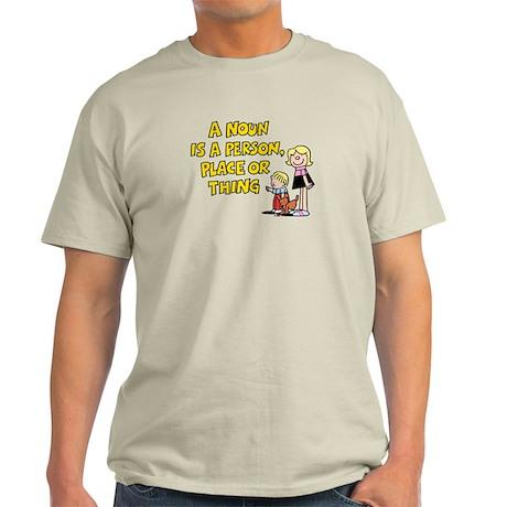 A Noun Light T-Shirt