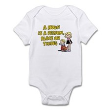 A Noun Infant Bodysuit
