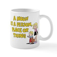 A Noun Mug